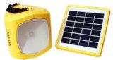 Ahorro de la energía de múltiples funciones accionado solar de la lámpara Emergency