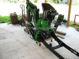 La retroexcavadora, Excavadora Tractor tractor