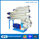 Máquina de la prensa de los gránulos de la alimentación del Aqua de la granja de pescados