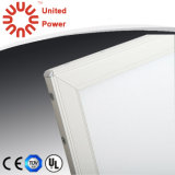 Ce TUV DLC UL 600*600 mm de 36W-40W 80-130lm/W Square panel LED