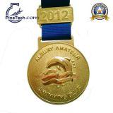 La medaglia muore il getto Medaillen, fabbrica personalizzata con il disegno libero dell'illustrazione