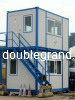OfficeのためのISO Certification Container House