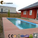 Un revêtement de sol antidérapant pour Backyard Wpc Flooring