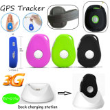 IP66 3G Mini Tracker GPS avec SOS & Fall Down EV d'alarme07W