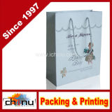 Shopping di carta Bags con Handle (2129)