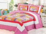 El nuevo algodón OEM Home Luxury útil del edredón de remiendo