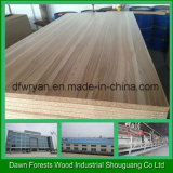 木製の穀物のメラミンは削片板に直面した