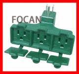 壁の蛇口を、ULの旋回装置の出口基づかせている、6つの出口の壁のアダプター、(FC-16105)