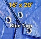 16 ' [إكس20'] متعدّد غرض اللون الأزرق [ترب]