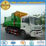 Dongfeng 6X4 25 крюка тонн тележки рукоятки с компактируя оборудованием