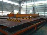 Het Laden van de Oven de Opheffende Magneet op hoge temperatuur van het Staal van het Schroot voor Staalfabriek