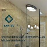シャワーのドアによって強くされるガラス、ガラスドアのための緩和されたガラス