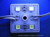 Módulo por atacado do diodo emissor de luz de SMD 4LEDs para sinais