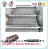 Сухой сепаратор ролика высокой интенсивности магнитный для здания активированного угля