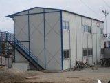 Estructura de acero prefabricada portable para el almacén/el taller (SP)