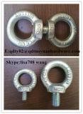 A gota de grande resistência do aço de carbono forjou o parafuso de olho DIN582 de levantamento galvanizado