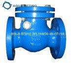 Válvula de verificação Ductile do balanço do ferro