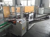 Máquina de rellenar del rectángulo de la empaquetadora del rectángulo automático del cartón