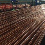 ASTM B280 ASTM B68 del acondicionador de aire de refrigeración de cobre Tubo de cobre Heterosexual
