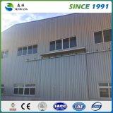 Almacén de acero prefabricado del palmo del diseño claro de la construcción