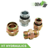 Adaptateur convenable hydraulique de boyau de prix de gros à haute pression