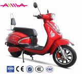 Motociclo elettrico digitato standard dell'Europa retro con il certificato di Ce/EEC/E-MARK