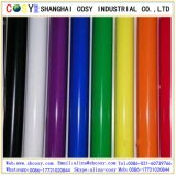 Vinilo auto-adhesivo brillante del color del PVC con la alta etiqueta engomada para el trazador de gráficos del corte