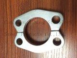 Flange do encaixe de tubulação DIN2999 do aço inoxidável da carcaça