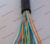 гибкие изоляция PVC 0.6/1kv и кабель системы управления оболочки