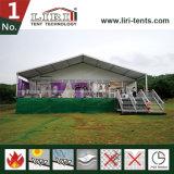 Tente en aluminium 25X60m d'événement pour 1000 personnes au Pakistan