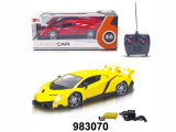 1: 18news Plastic RC Car Toys, 4CH Remote Control Car (983070)