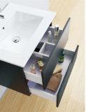 Module de salle de bains fixé au mur en bois de Veener de vente chaude (SW-WV1203)