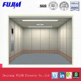 Bonne qualité Vvvf Drive Freight Elevator avec certification SGS