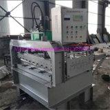 Лист металла сплющивая разрезающ автомат для резки