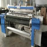 Máquina de materia textil doble estupenda de la boquilla de telar de Airjet del comienzo