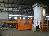 工場販売のファイバーの打抜き機の価格のRagsの打抜き機の布の打抜き機