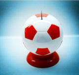 Soccerball Design Auto Toothpick Holder Toothpick Box