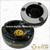 Cinzeiro redonda em cerâmica