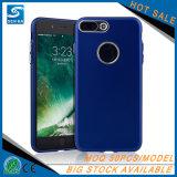 Nueva caja de lujo suave del teléfono de la protección de la manera de TPU para el iPhone 7