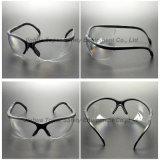 Enrouler autour des lunettes de sûreté de lentille de polycarbonate (SG107)
