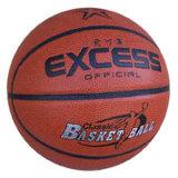 ポリ塩化ビニールによって薄板にされるバスケットボール、バスケットボール