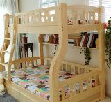Твердая деревянная кровать нары детей кроватей нары комнаты кровати (M-X2204)