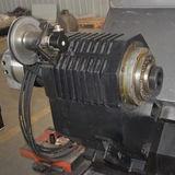 Ck50 servo moteur métal de haute précision horizontale Tour CNC Machine