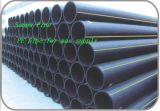 Tubo del HDPE de la alta calidad de Dn50 Pn0.7 PE100 para el suministro de gas