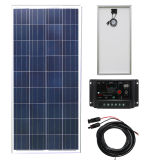 Poly Panneau solaire 100W pour la recharge batterie 12V