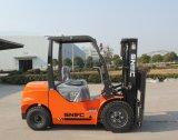 Precio diesel de la carretilla elevadora 3tons de Snsc de la calidad de China