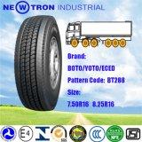 Boto Cheap Price 8.25r16 Truck Tyre, lt 825r16, Light Truck Tyre