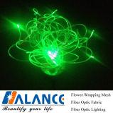LED fleur à fibres optiques de phares pour pièces maîtresses de la décoration