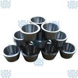 Crisol de alta densidad modificado para requisitos particulares del molibdeno, los mejores crisoles del molibdeno del precio para metalizar