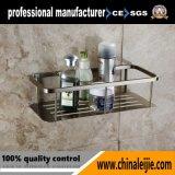 Casa de banho com duche de espelho de acessórios de aço inoxidável da Cesta